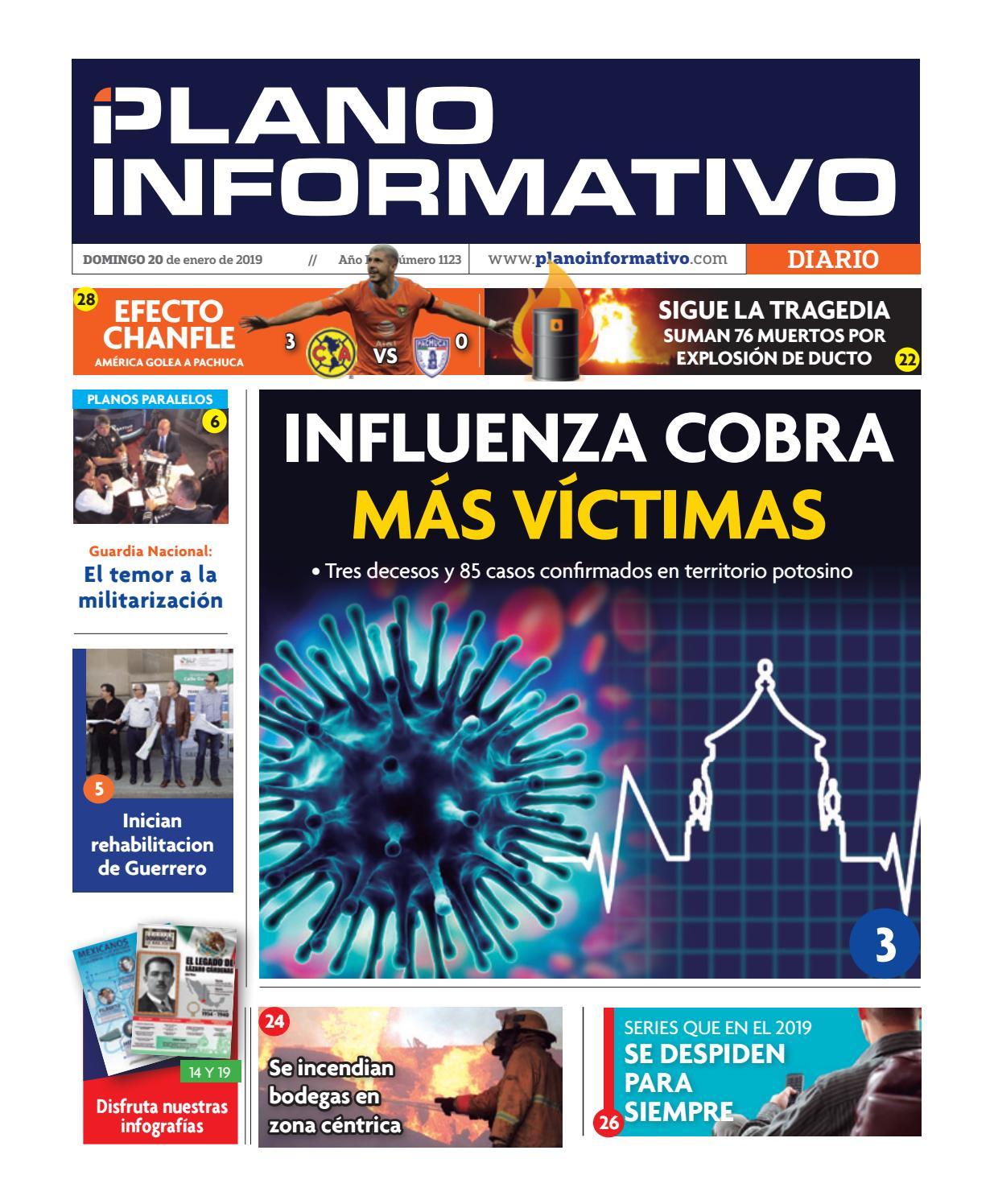 97be504baed5d Plano Informativo Impreso Año 4 No. 1123 by Plano Informativo - issuu