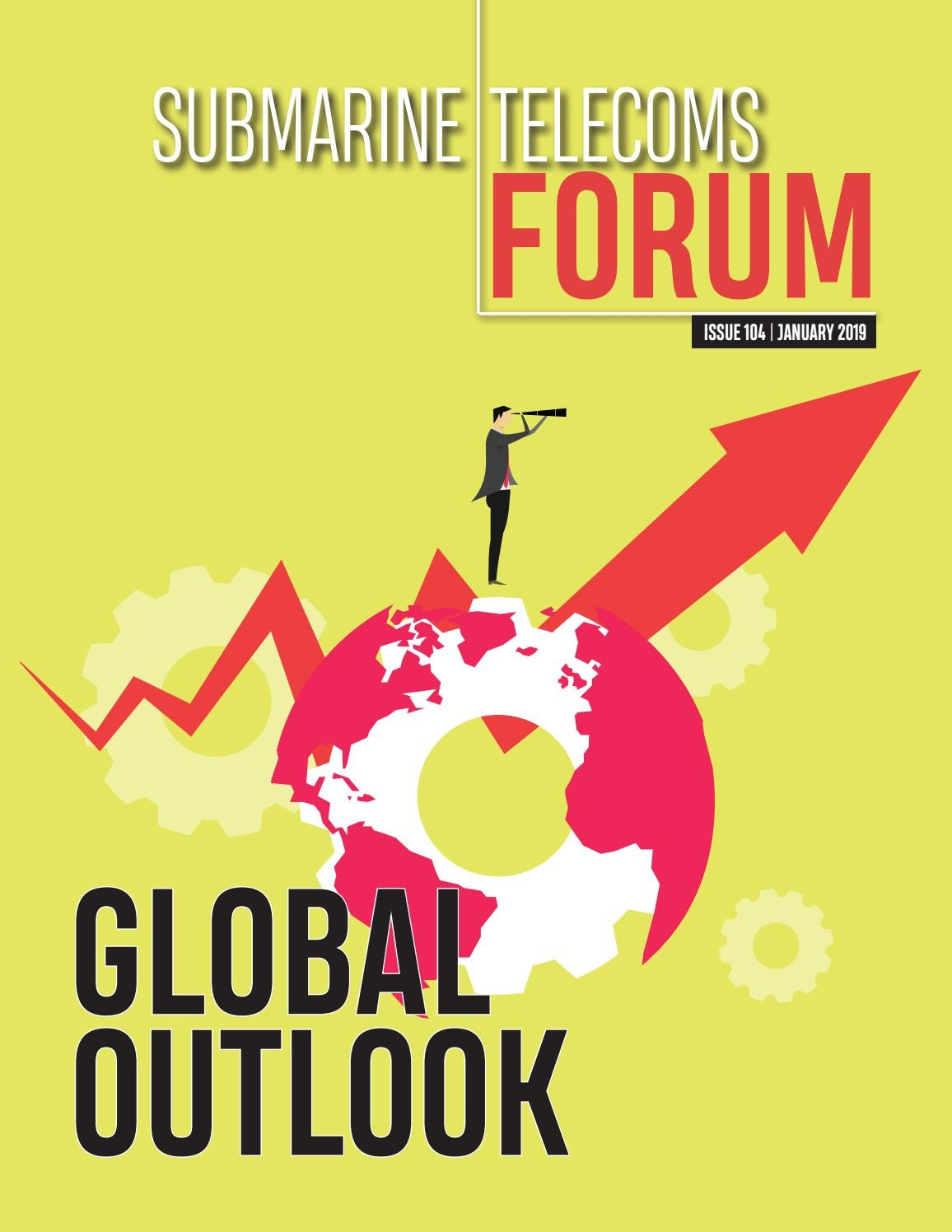 82a22d1bdf7c SubTel Forum Magazine  104 - Global Outlook by Submarine Telelecoms ...