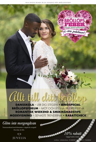 0ff1baddc99c Bröllopsfeber mässtidning 2019 by Bröllopsfeber - issuu