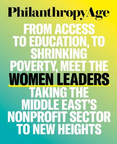The Magazine | Philanthropy Age