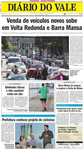 6eb74edbd9dfa 8944 - Diario - Domingo - 20.01.2019 by Diário do Vale - issuu