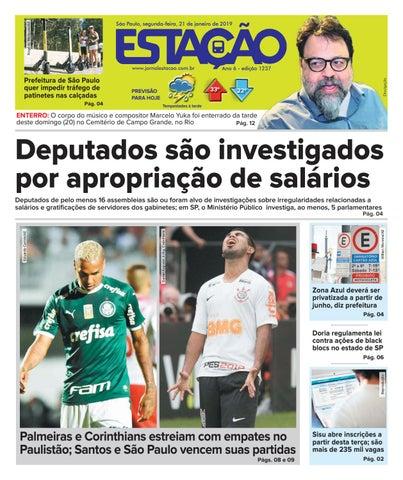 8b90302b87fab Jornal Estação de 21 01 2019 - Ed. 1237 by Jornal Estação - issuu