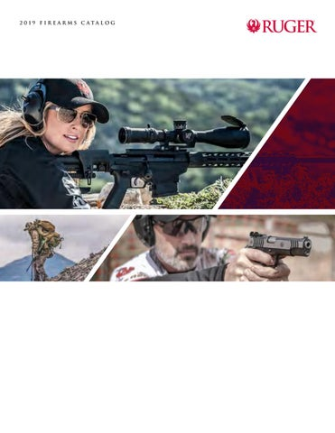Ruger catalog 2019 web by Bignami S p A  - issuu