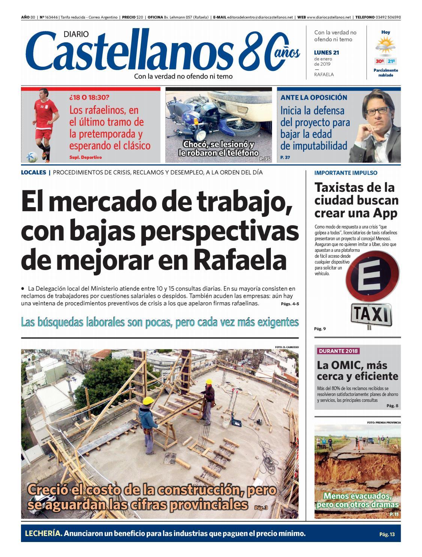Diario Castellanos 21 01 19 by Diario Castellanos - issuu 8522b7084dec1