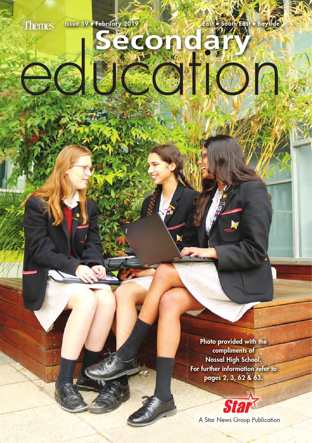 53296d4b23c Secondary Education - February 2019 by Star News Group - issuu