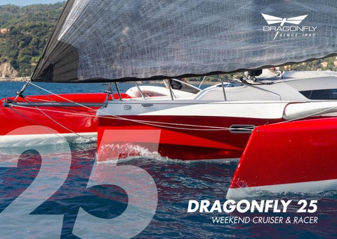 Dragonfly 25 by Dragonfly Trimarans - issuu