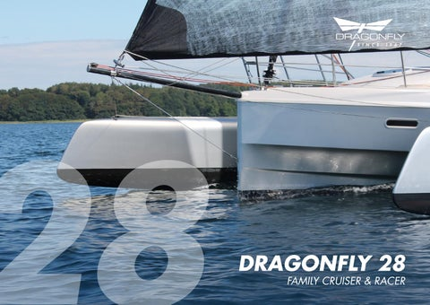 Dragonfly 28 by Dragonfly Trimarans - issuu