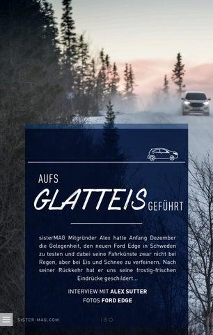Page 180 of Aufs Glatteis geführt mit dem FORD Edge in Schweden