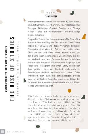 Page 66 of The Rise of Stories – Warum Geschichten immer wichtiger werden