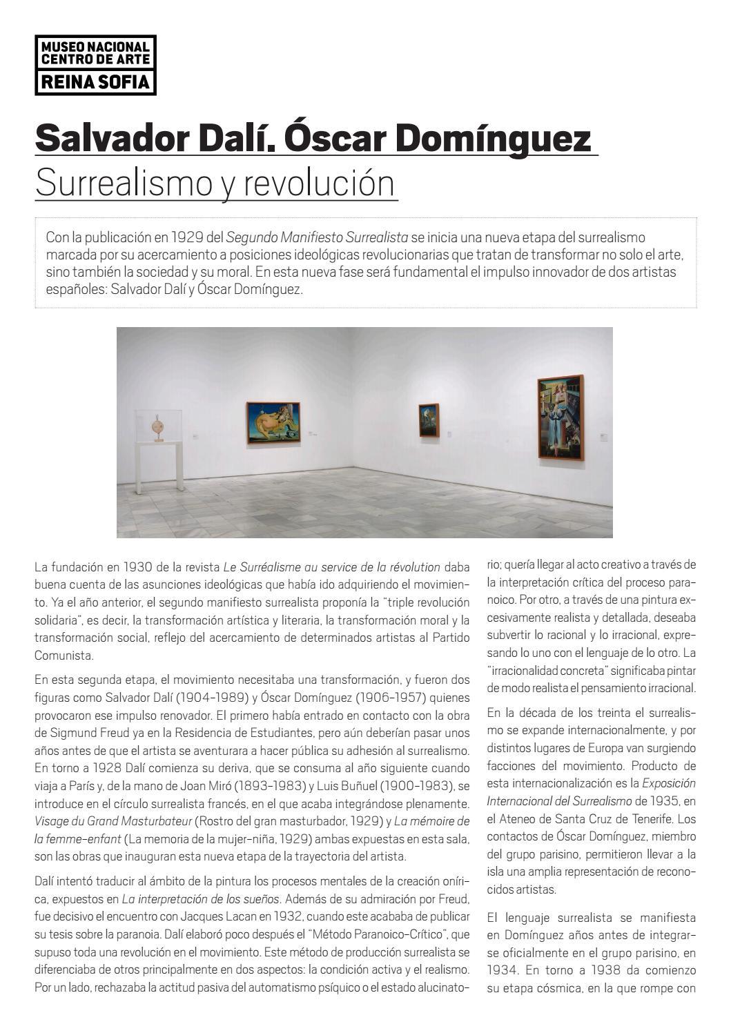 205espwebcompleto By Museo Reina Sofía Issuu