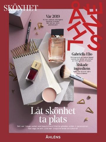 Åhléns skönhetsmagasin januari 2019 by Åhléns - issuu 731815052cf0c