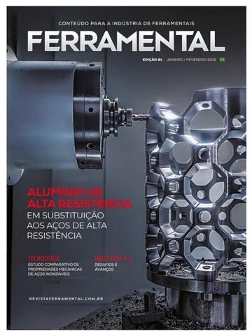 02f157a38 Revista Ferramental Edição 81 by Revista Ferramental - issuu