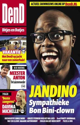 d38a20a9e78 DenD Magazine februari 2019 by DenD en Oranje Boven - issuu