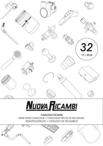 ASTORIA CMA//NUOVA SIMONELLI//Pavoni//SPAZIALE MACCHINETTA DEL CAFFE /'CALDAIA-POMPA PRESSIONE