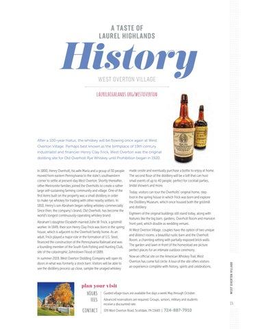 Page 17 of A Taste of Laurel Highlands History