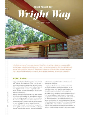 Page 18 of Rebuilding it the Wright Way