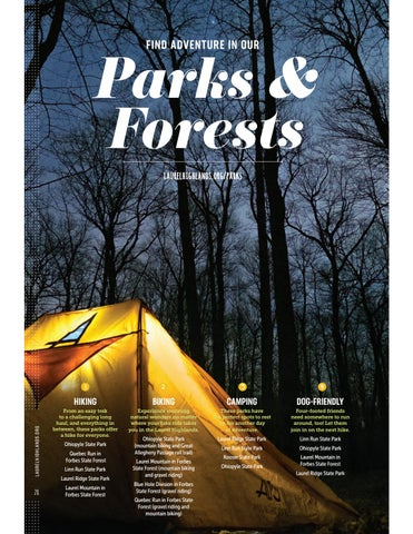 Page 30 of Find Adventure in our Parks & Forests