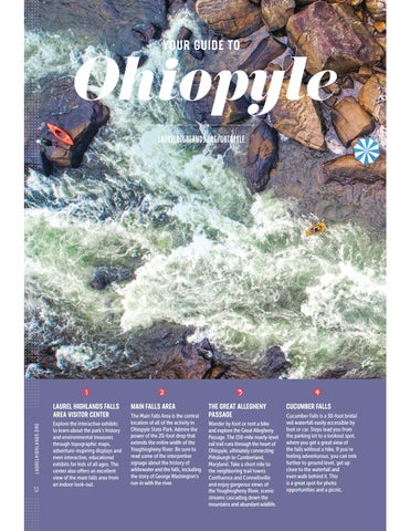 Page 34 of Your Guide to Ohiopyle