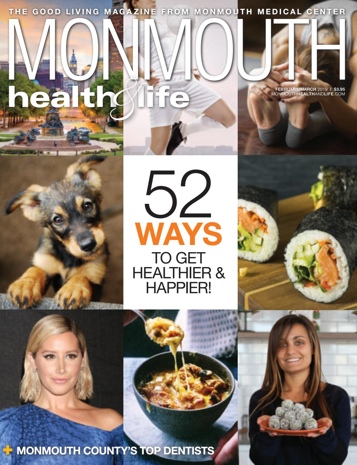 Monmouth Health & Life: February/March 2019 by Wainscot