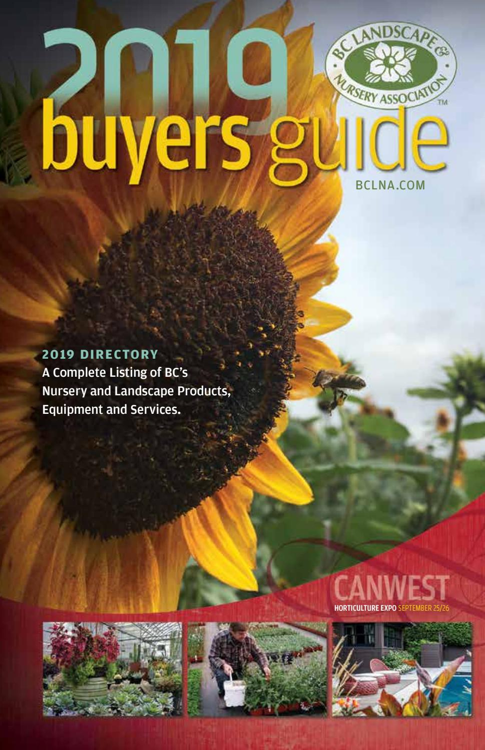 ac2b415873a 2019 BCLNA Buyers Guide by Michelle Linford - issuu