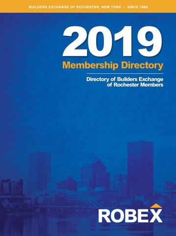09306b81e92e ROBEX Membership Directory 2019 by Fahy-Williams Publishing - issuu