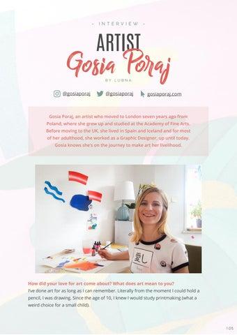 Page 107 of Artist: Gosia Poraj