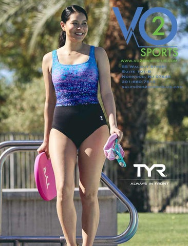 bc0fe123a0e VO2 TYR 2019 Spring Summer Aquatic Fitness by vo2sports-us - issuu