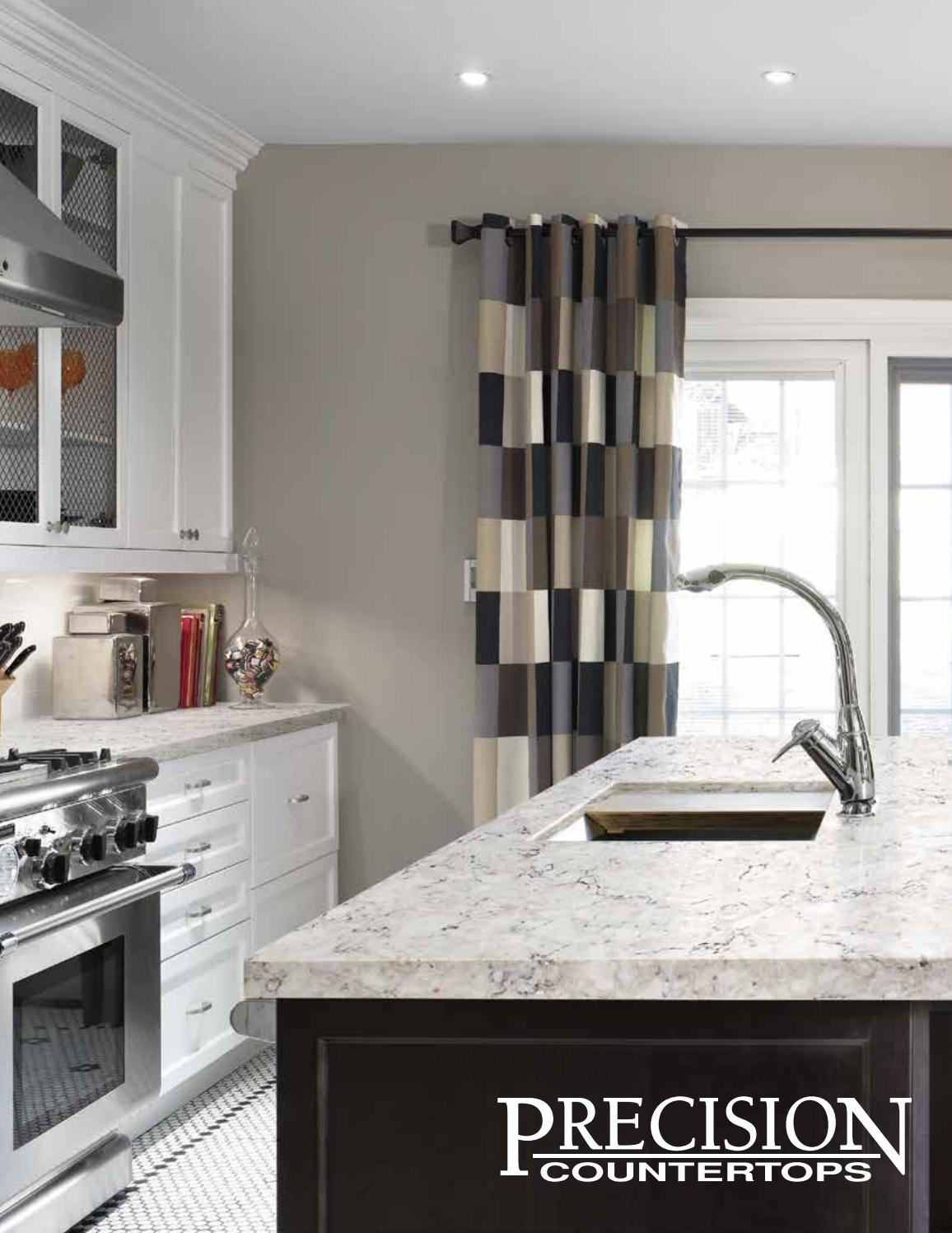 - PCT Design Guide 2018 By Precision Countertops - Issuu