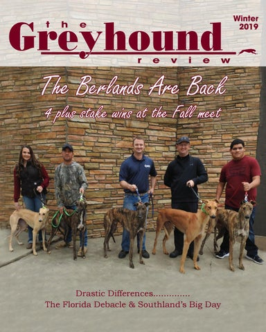 e422f0db National Greyhound Review, Winter 2019 by Leslie Csokasy - issuu