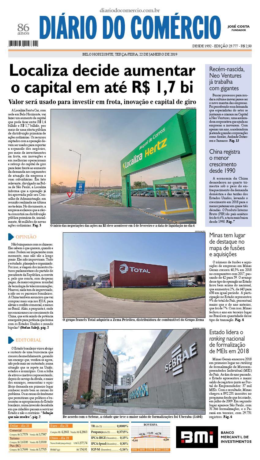 a58b0d14f 23777 by Diário do Comércio - Belo Horizonte - issuu