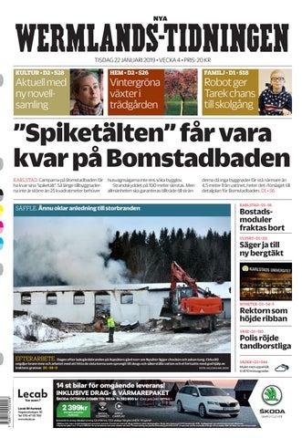 2b78be8accf Nya Wermlands-Tidningen 190122 by nwt.se - - issuu
