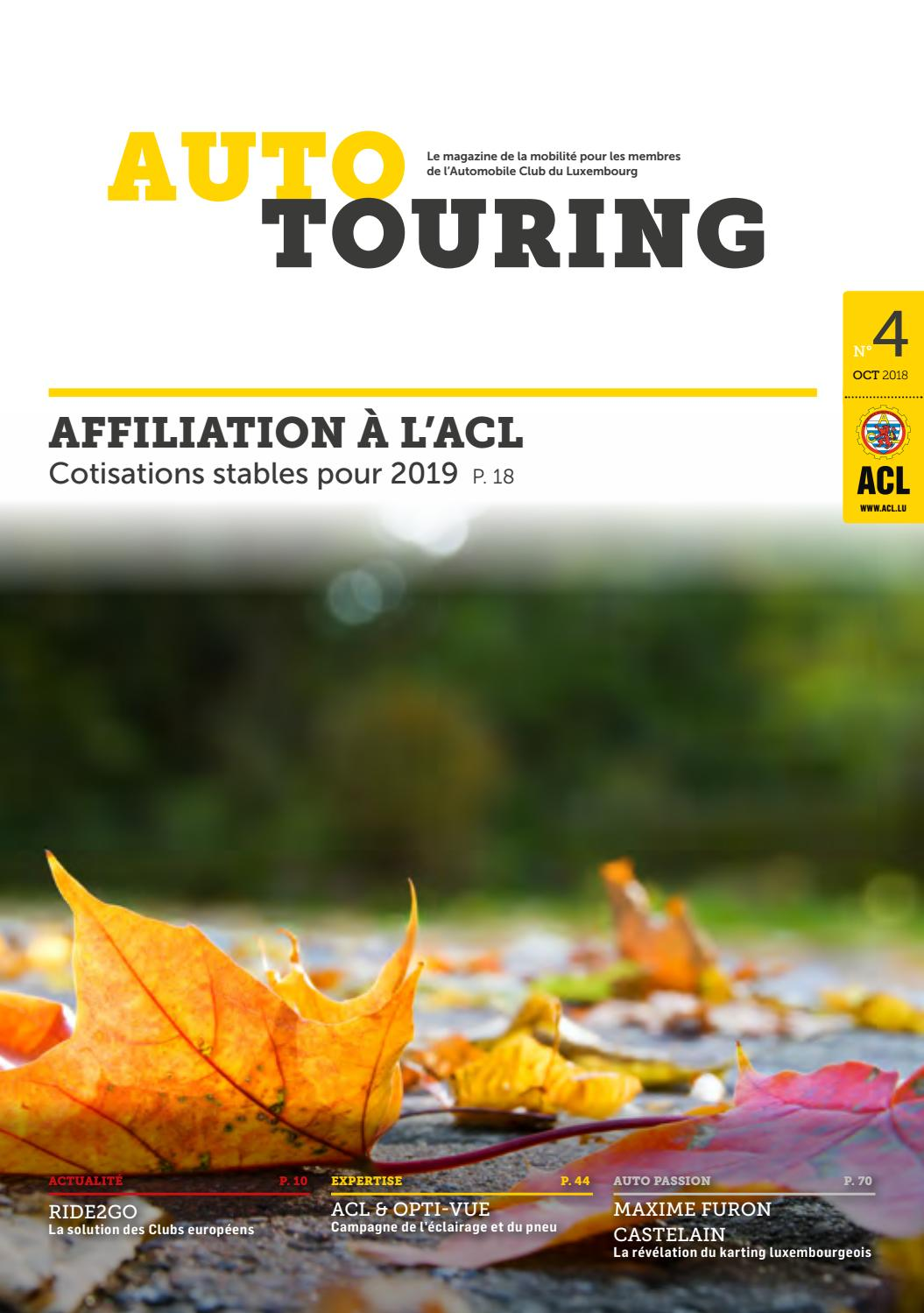 e1826221404b5a Autotouring - octobre 2018 by ACL - issuu