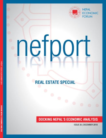 NEFPORT Issue 35 - Real Estate Special by NEF NEF - issuu