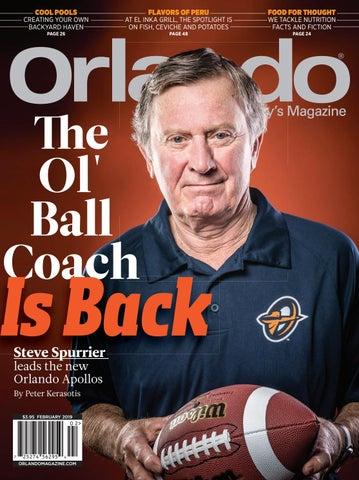 f585f202f03 Orlando Magazine Dec 2018 by Morris Media Network - issuu