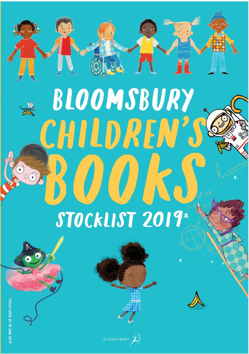 c4bb0b253 Bloomsbury Children's Stocklist 2019 by Bloomsbury Publishing - issuu