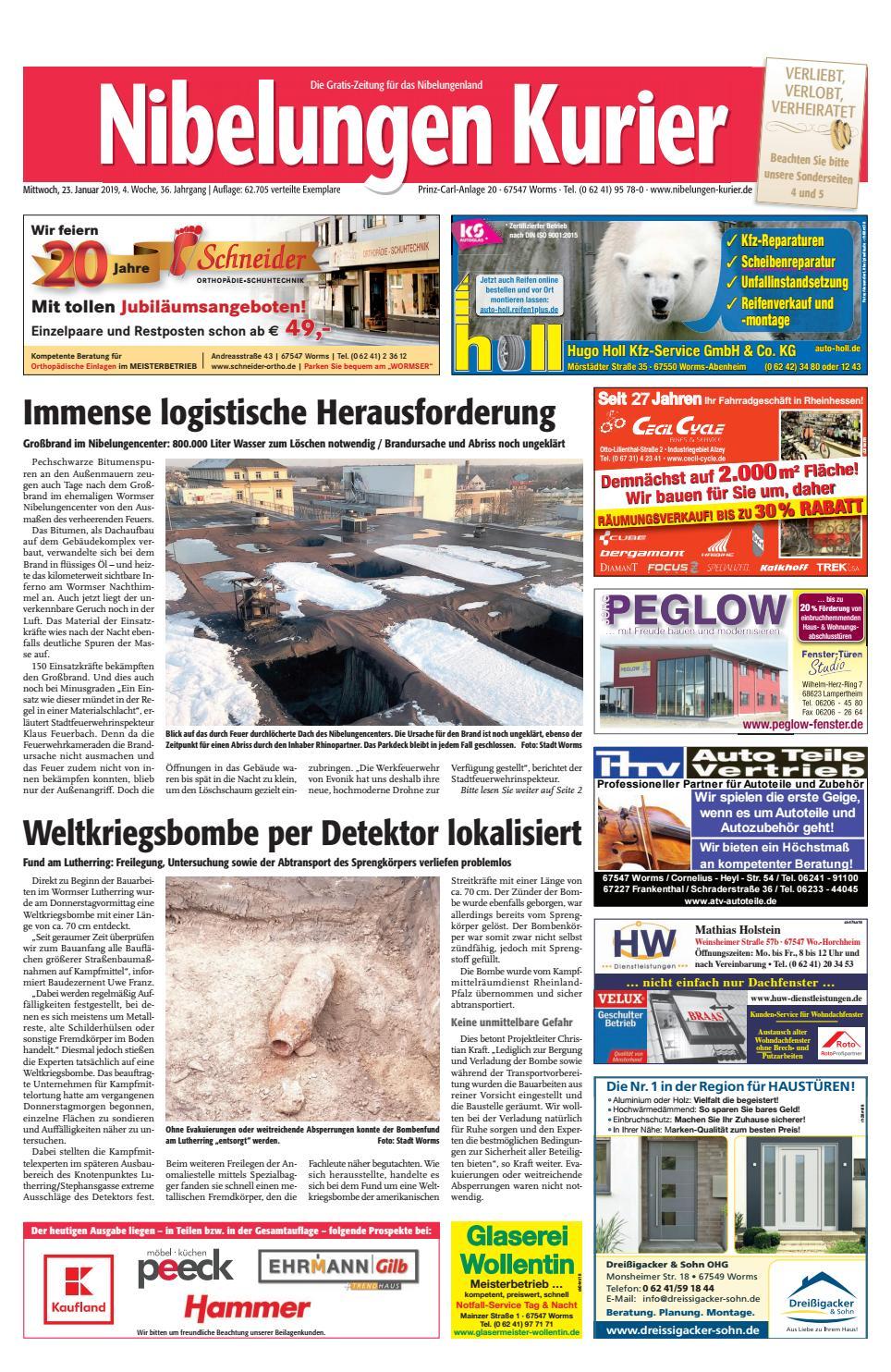 4e5a47647347bc 04mi19 nibelungen kurier by Nibelungen Kurier - issuu