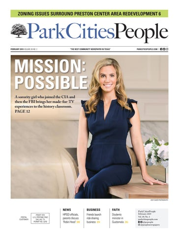5f11aa4f76 Park Cities People February 2019