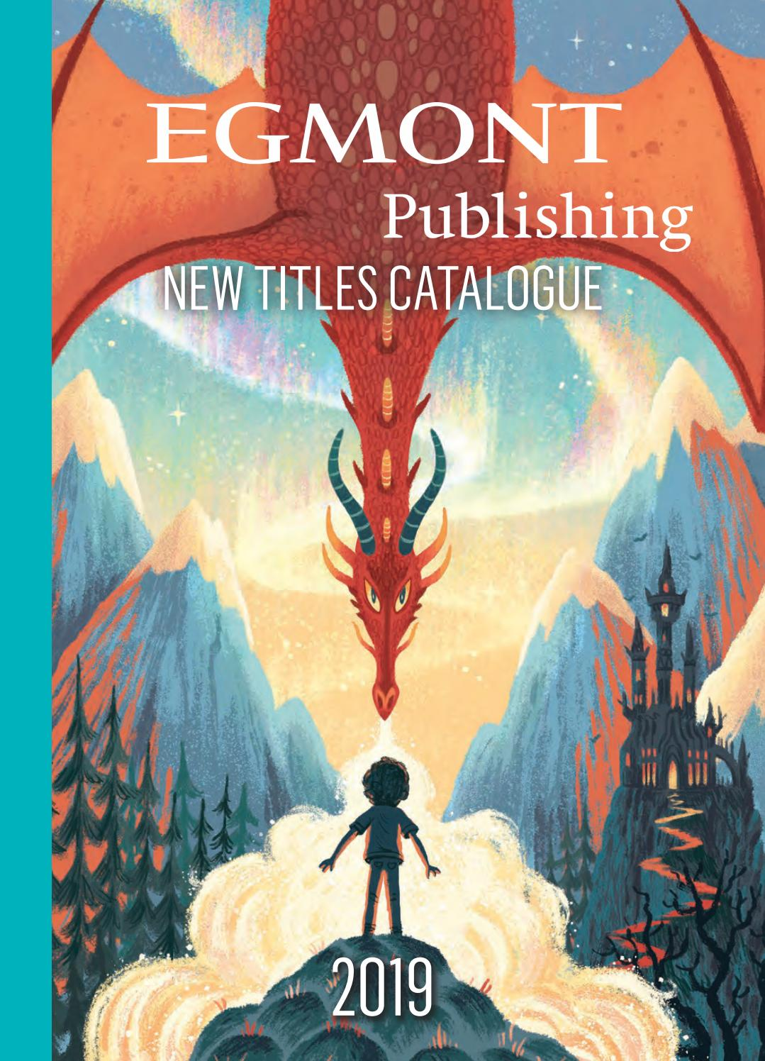 Egmont Publishing New Titles Catalogue 2019 by Bounce Sales ...