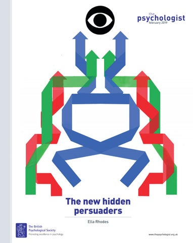 2d6d7ee178 The Psychologist February 2019 by The British Psychological Society ...