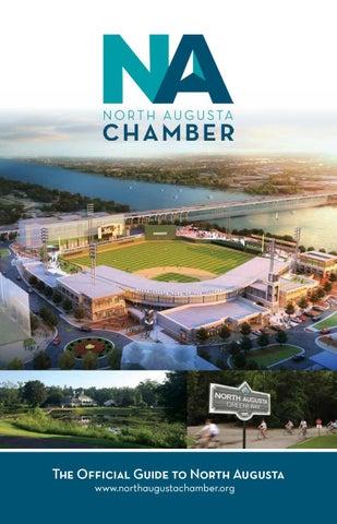 North Augusta Chamber Magazine 2018 by Augusta Magazine