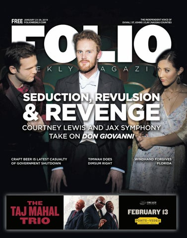 sports shoes 62026 c650c Seduction, Revulsion   Revenge by Folio Weekly - issuu
