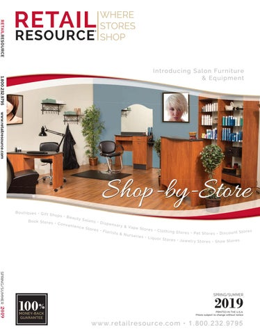 2704d8f1ab6514 Retail Resource 2019 Catalog by Retail Resource - issuu