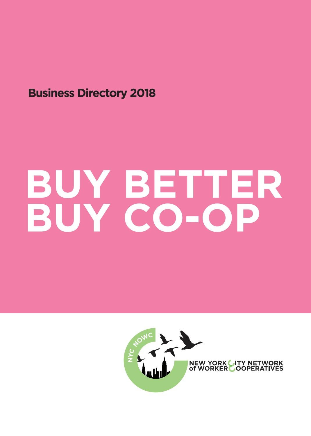 2018 Business Directory by andrea nycworker - issuu