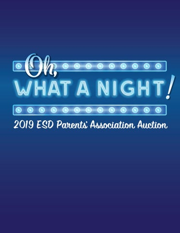0797b8b2bc60a ESD Auction Program 2019 by The Episcopal School of Dallas - issuu