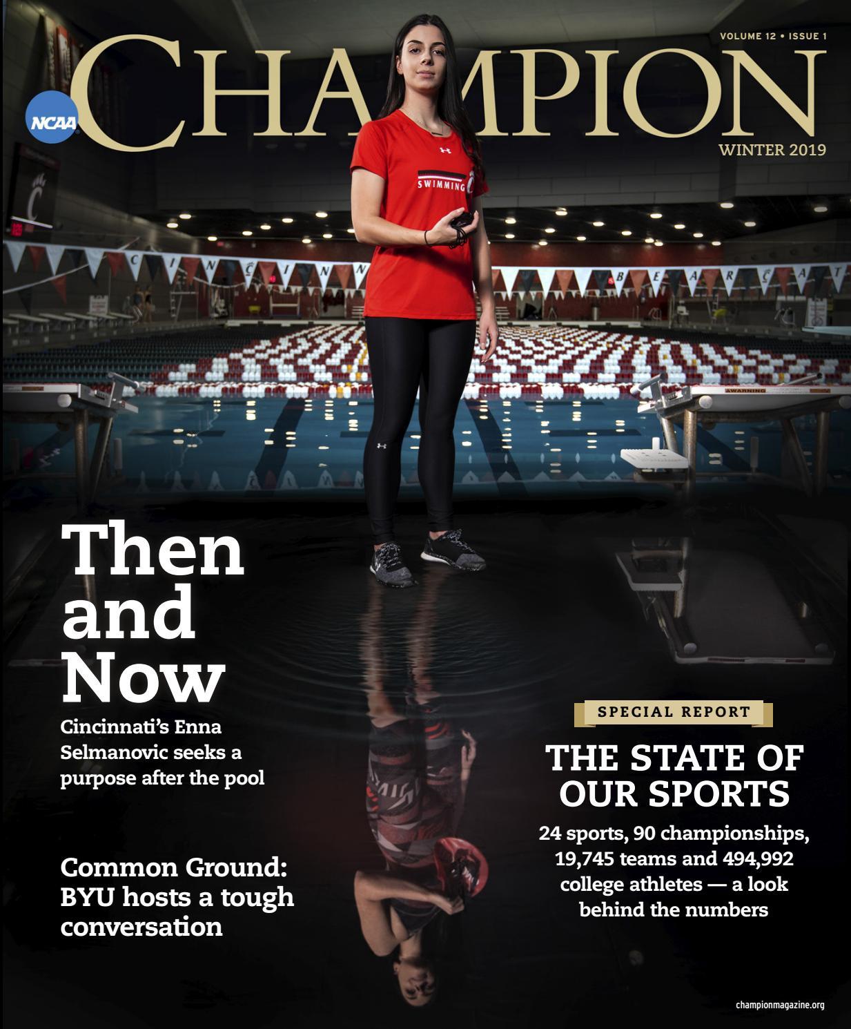 NCAA Champion Magazine Winter 2019 by NCAAChampion issuu