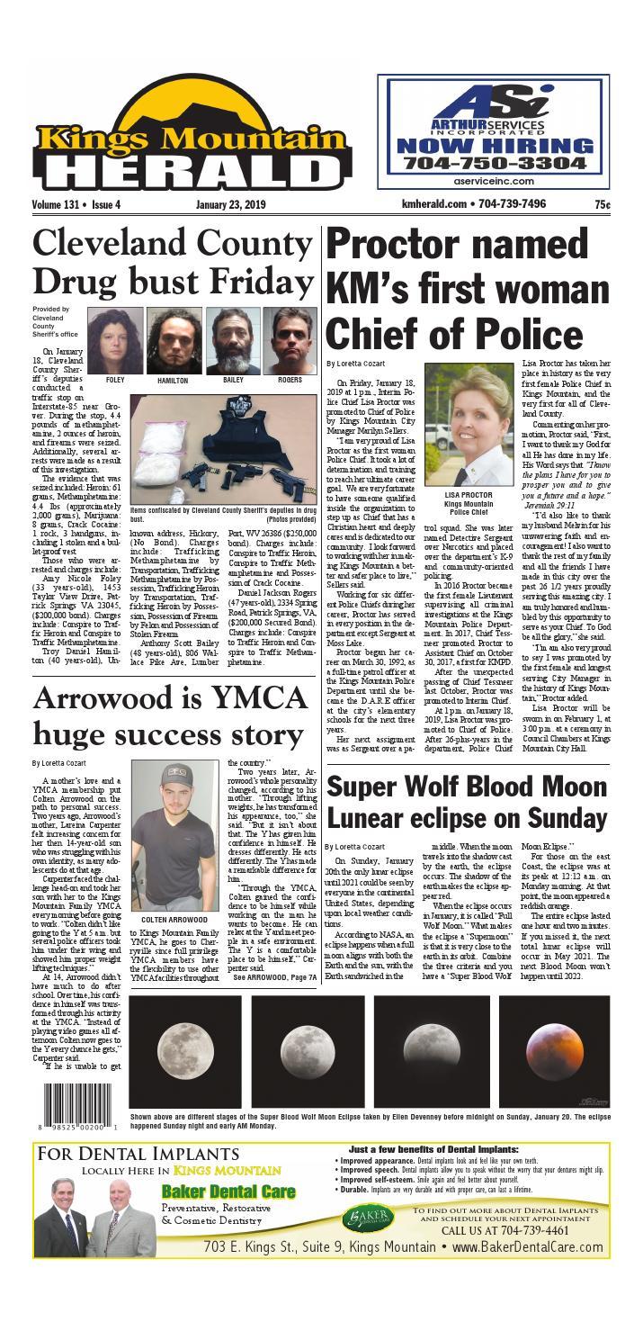 KM Herald 1-23-19 by Community First Media - issuu