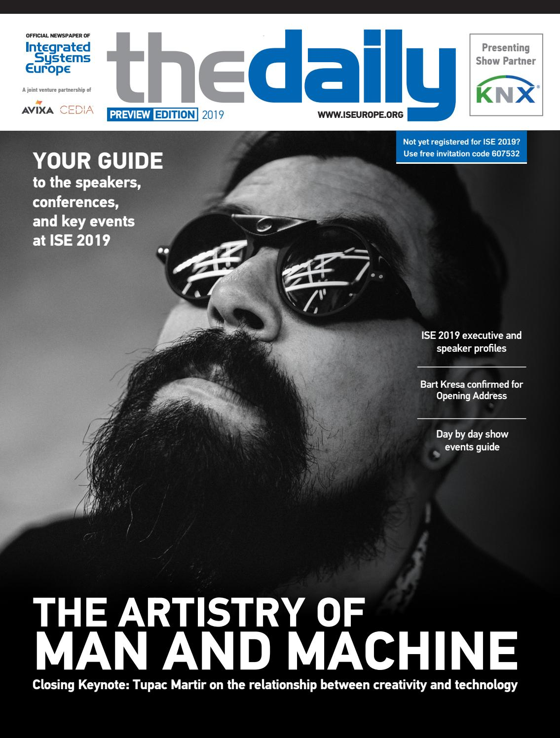 ISE Daily 2019 Preview digital edition by Future PLC - issuu