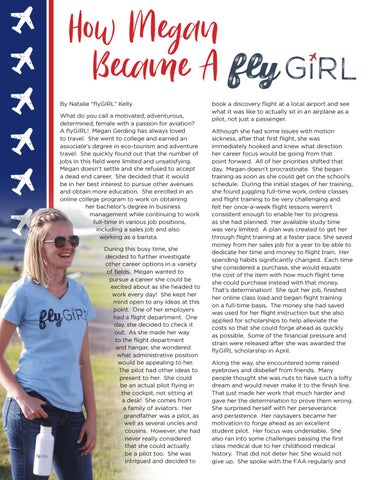 Page 16 of How Megan Became a flyGIRL