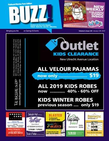 8cdabaa8 Flatbush Buzz #145 January 13 2019 by Buzz Magazine - issuu