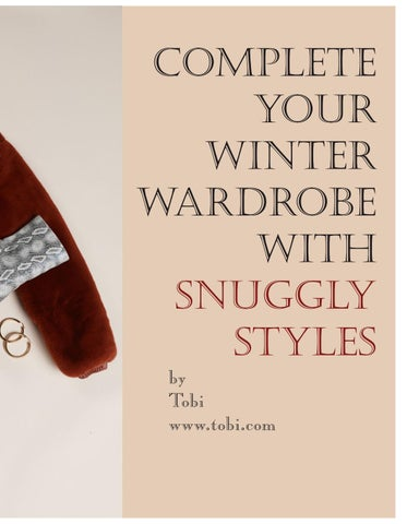 Page 33 of Winter Fashion ideas